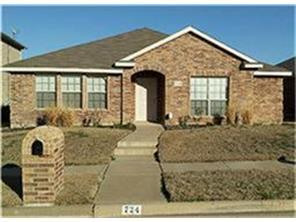 Rental Homes for Rent, ListingId:32719889, location: 724 Canyon Place Desoto 75115