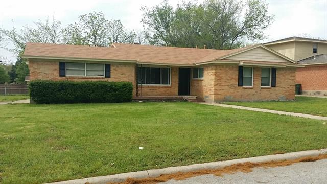 Rental Homes for Rent, ListingId:32719654, location: 1519 Comanche Trail Garland 75043