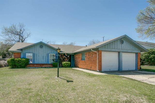 Rental Homes for Rent, ListingId:32718478, location: 3020 Portales Drive Ft Worth 76116
