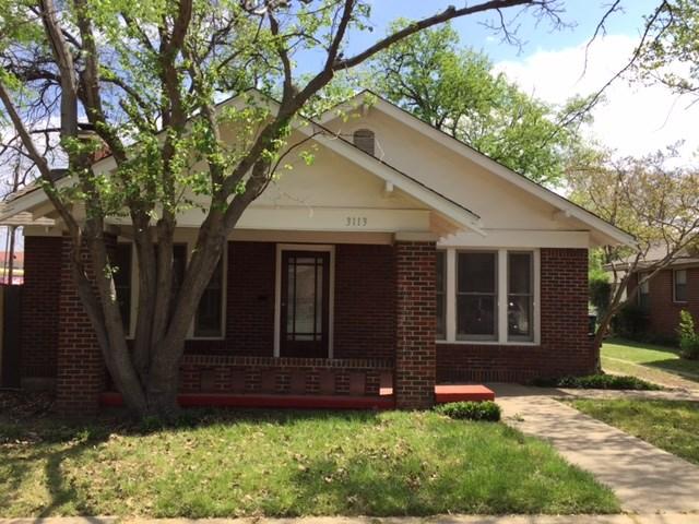 Rental Homes for Rent, ListingId:32738287, location: 3113 Wabash Avenue Ft Worth 76109