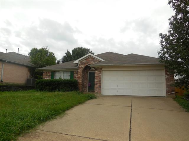 Rental Homes for Rent, ListingId:32724976, location: 1119 Cavalcade Drive Grand Prairie 75052