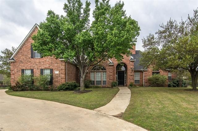 Rental Homes for Rent, ListingId:32725124, location: 813 Kleberg Court Southlake 76092