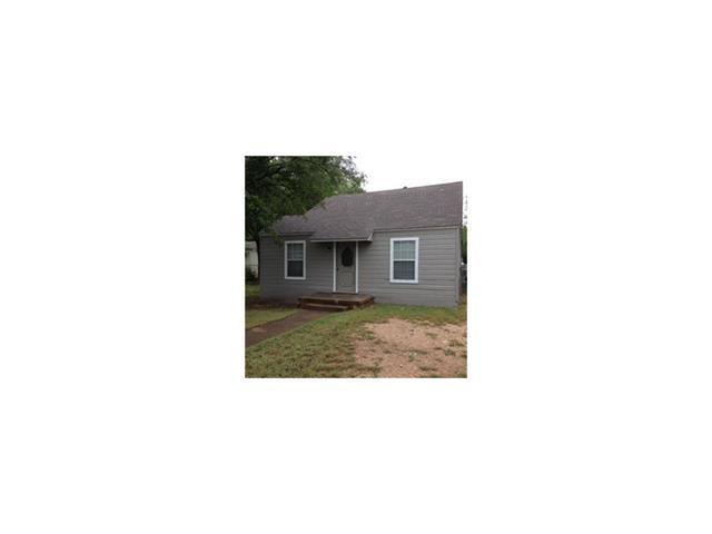Rental Homes for Rent, ListingId:32742479, location: 773 S Willis Street Abilene 79605