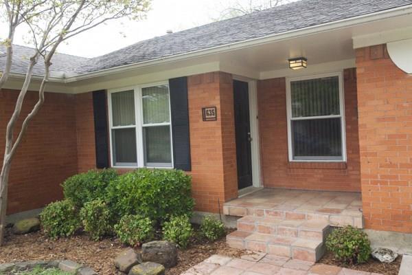 Rental Homes for Rent, ListingId:32757465, location: 635 Scottsdale Drive Richardson 75080