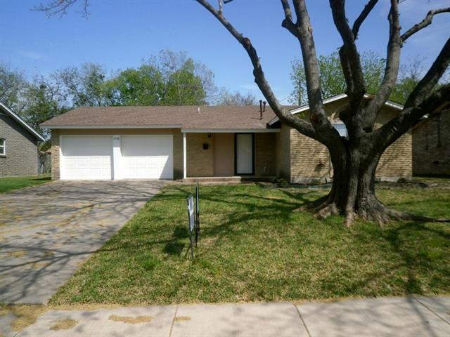 Rental Homes for Rent, ListingId:33969104, location: 1316 Greenway Drive Mesquite 75149