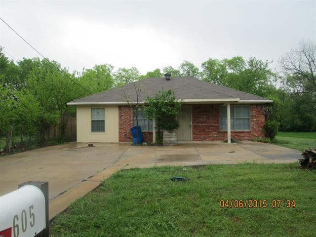 Rental Homes for Rent, ListingId:32757568, location: 605 S Park Street Terrell 75160