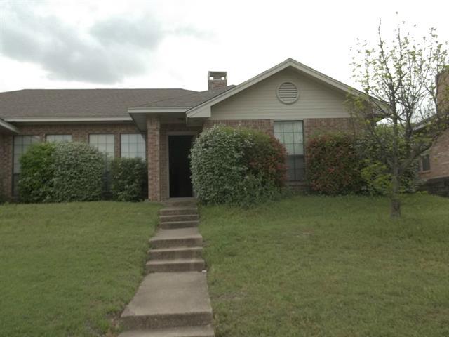 Rental Homes for Rent, ListingId:32772600, location: 124 Idle Creek Lane Desoto 75115