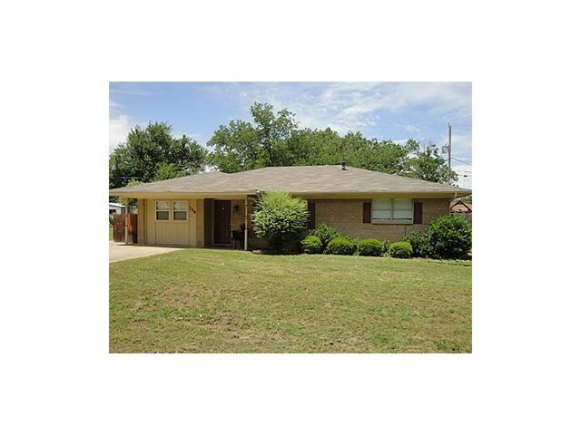 Rental Homes for Rent, ListingId:32774844, location: 506 E White Street Pilot Pt 76258