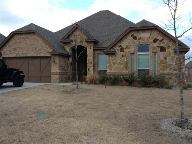Rental Homes for Rent, ListingId:32783880, location: 165 WHITETAIL Willow Park 76008