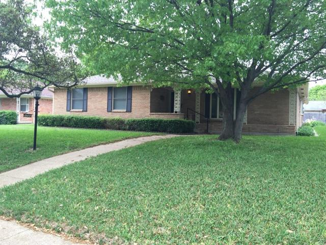 Rental Homes for Rent, ListingId:32792565, location: 5722 Hillcroft Street Dallas 75227