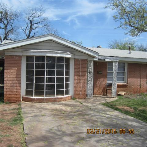 Rental Homes for Rent, ListingId:32806700, location: 725 Park Avenue Abilene 79603