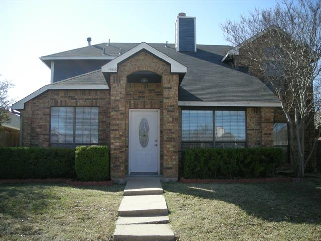 Rental Homes for Rent, ListingId:32806794, location: 1408 Spring Street Allen 75002