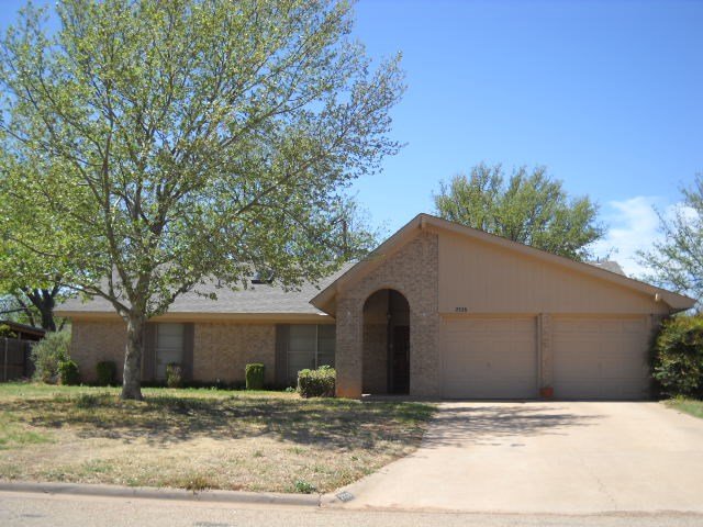 Rental Homes for Rent, ListingId:32817983, location: 2326 Brentwood Drive Abilene 79605