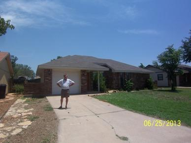 Rental Homes for Rent, ListingId:32817945, location: 3749 Radcliff Road Abilene 79602