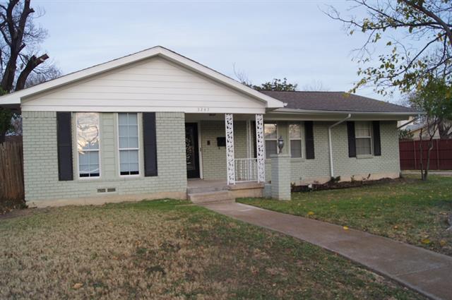 Rental Homes for Rent, ListingId:32837333, location: 3245 Northaven Road Dallas 75229
