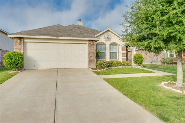 Rental Homes for Rent, ListingId:32838280, location: 709 Crystal Drive Burleson 76028