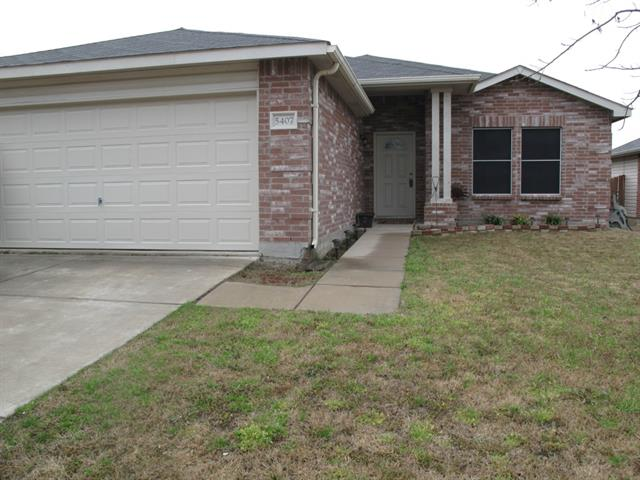 Rental Homes for Rent, ListingId:32849790, location: 5407 Green Ivy Road Denton 76210