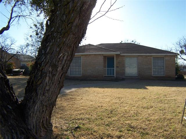 Rental Homes for Rent, ListingId:32859133, location: 1826 Lincoln Drive Abilene 79601