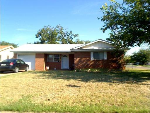 Rental Homes for Rent, ListingId:32873359, location: 4702 S 6th Street Abilene 79605