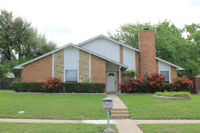 Rental Homes for Rent, ListingId:32883384, location: 1504 Versailles Drive Richardson 75081