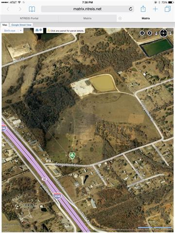 103.04 acres by Burleson, Texas for sale