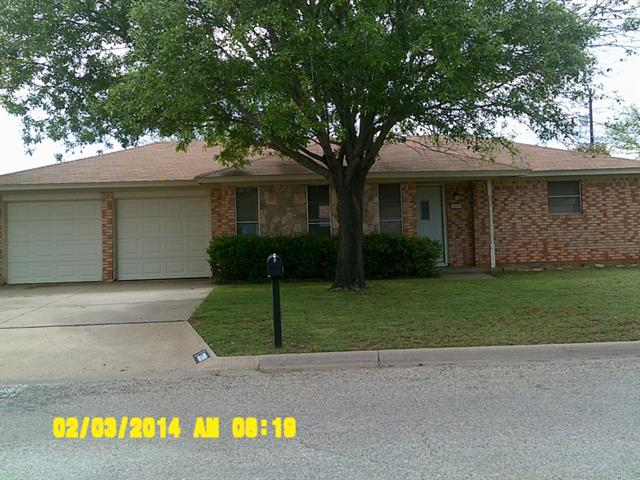 Rental Homes for Rent, ListingId:32883266, location: 3209 Nonesuch Road Abilene 79606