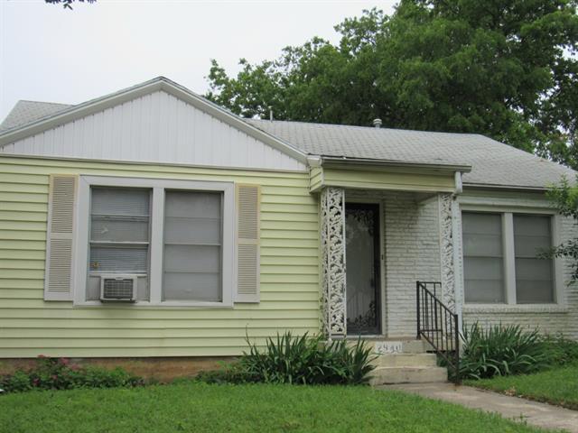 Rental Homes for Rent, ListingId:33352214, location: 2940 Merida Avenue Ft Worth 76109