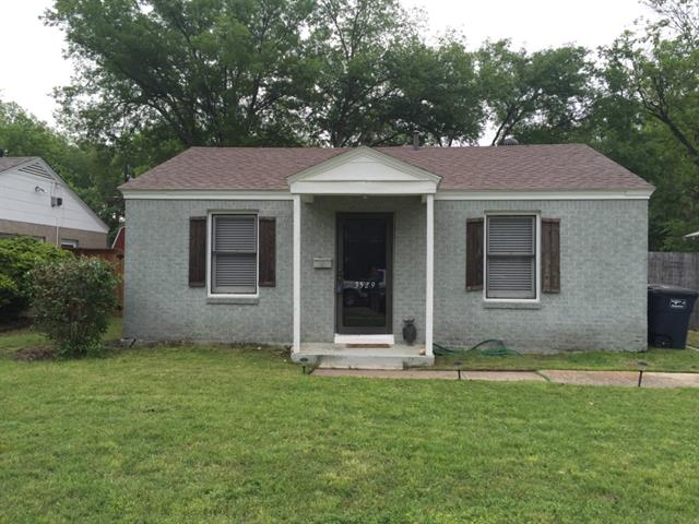 Rental Homes for Rent, ListingId:32888785, location: 3529 Mission Street Ft Worth 76109