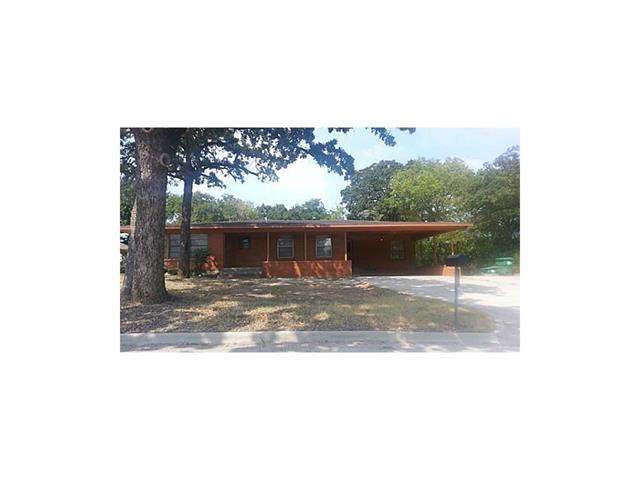 Rental Homes for Rent, ListingId:32897078, location: 615 E University Drive Denton 76209