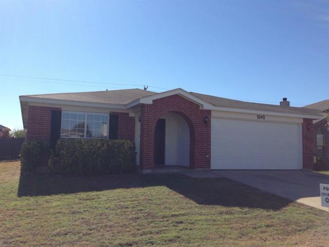 Rental Homes for Rent, ListingId:34330874, location: 1602 Lost Crossing Trail Arlington 76002
