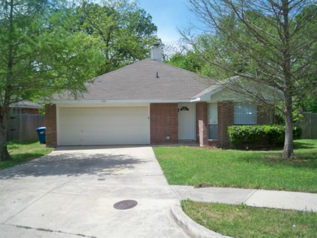 Rental Homes for Rent, ListingId:32915409, location: 1246 Nancy Lane Lancaster 75134