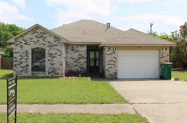 Rental Homes for Rent, ListingId:32915297, location: 114 Mesa Moor Drive Glenn Heights 75154