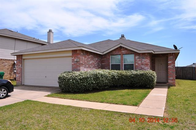 Rental Homes for Rent, ListingId:32931130, location: 3230 Andalusian Drive Denton 76210