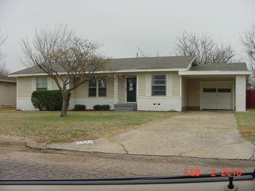 Rental Homes for Rent, ListingId:32941137, location: 4233 S 6th Street Abilene 79605