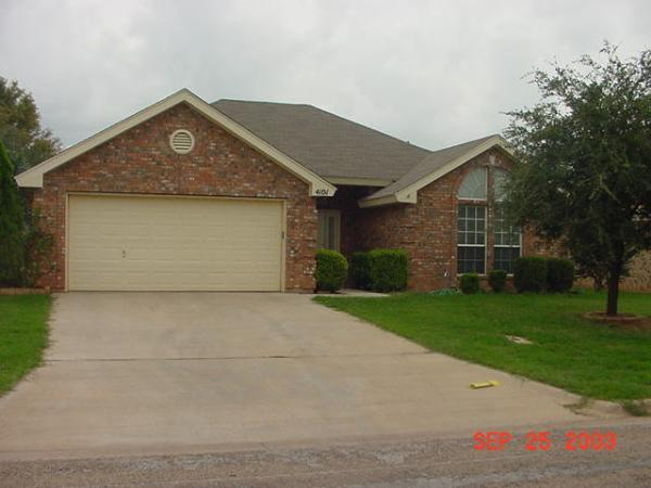 Rental Homes for Rent, ListingId:32940869, location: 4101 Sera Drive Abilene 79606