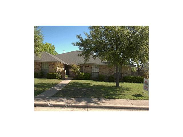 Rental Homes for Rent, ListingId:32940967, location: 1218 Mockingbird Lane Desoto 75115