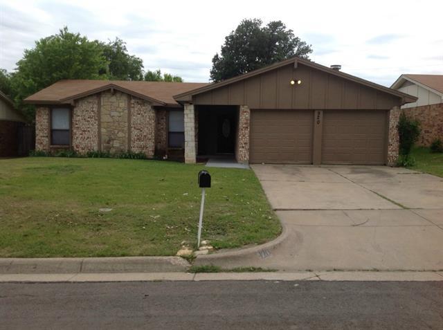 Rental Homes for Rent, ListingId:32947796, location: 920 W Embercrest Drive Arlington 76017