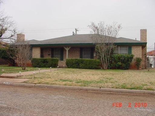 Rental Homes for Rent, ListingId:32959926, location: 4911 S 6th Street Abilene 79605