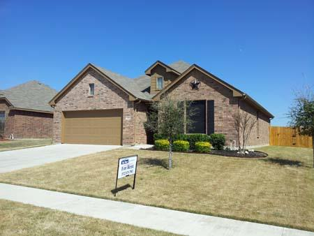Rental Homes for Rent, ListingId:32959883, location: 112 Liberty Way Waxahachie 75167