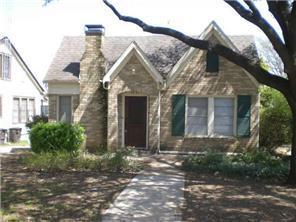 Rental Homes for Rent, ListingId:33080695, location: 2921 Merida Avenue Ft Worth 76109