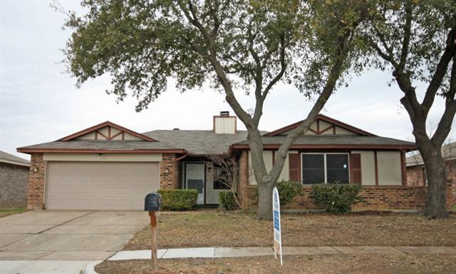 Rental Homes for Rent, ListingId:32960030, location: 5308 Pampas Court Arlington 76018