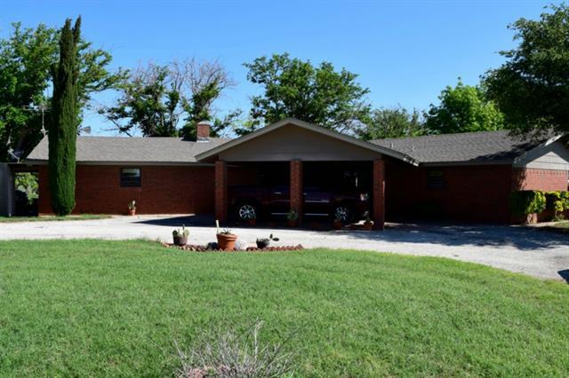 Real Estate for Sale, ListingId: 32972535, Anson,TX79501