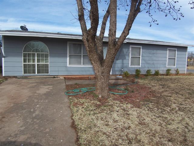 Rental Homes for Rent, ListingId:32982907, location: 5302 S 7th Street S Abilene 79605
