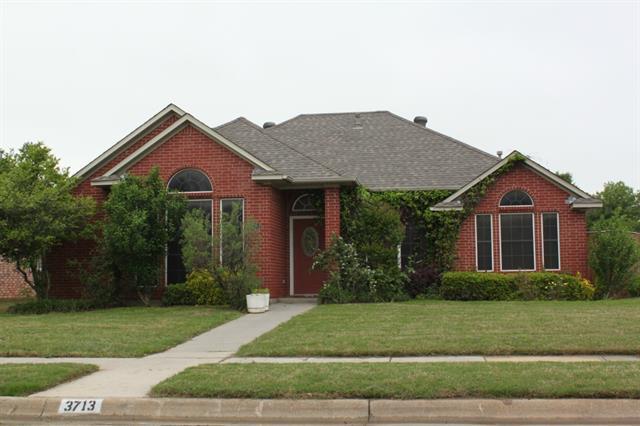 Rental Homes for Rent, ListingId:32983203, location: 3713 Sagewood Street Denton 76207