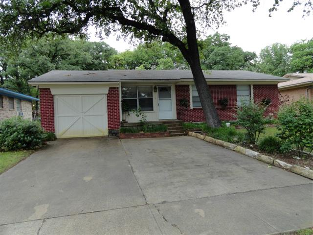 Rental Homes for Rent, ListingId:33037770, location: 1915 Mohican Street Denton 76209