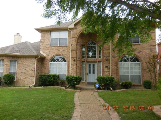 Rental Homes for Rent, ListingId:33080659, location: 2717 Fallcreek Drive Carrollton 75006