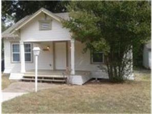 Rental Homes for Rent, ListingId:33081983, location: 1210 N Frances Street Terrell 75160