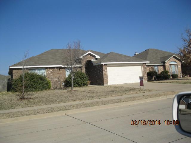 Rental Homes for Rent, ListingId:33082142, location: 909 Crowder Drive Crowley 76036