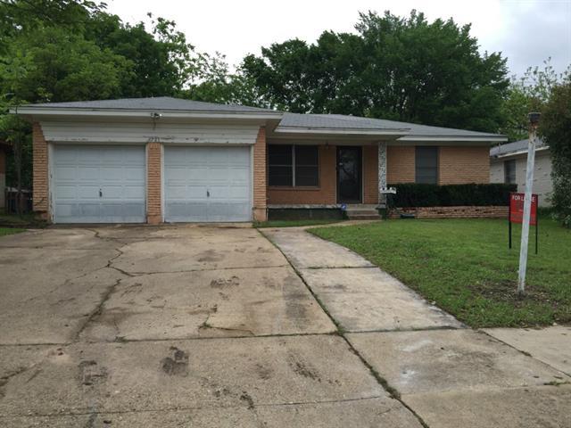 Rental Homes for Rent, ListingId:33082131, location: 8727 Triton Lane Dallas 75227