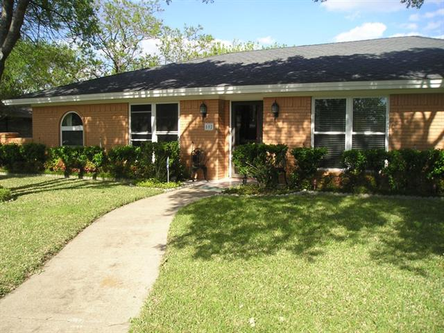 Rental Homes for Rent, ListingId:33082095, location: 502 Spring Willow Drive Allen 75002